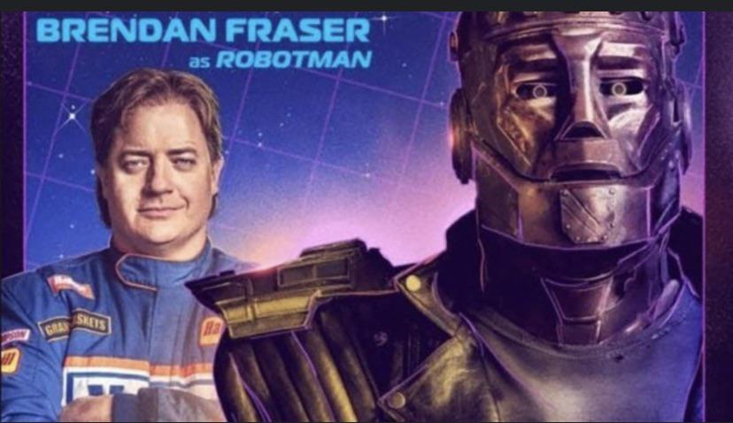 However, this is the dc universe, and other bigger and more known characters do exist in that world, so do you think that we could ever see someone like that show up? The Problem With Doom Patrol Is That Robotman Wants To Look Like Brendan Fraser Again He Should Be Happy He Doesn T Have To Look Like That Any More Televisioncirclejerk