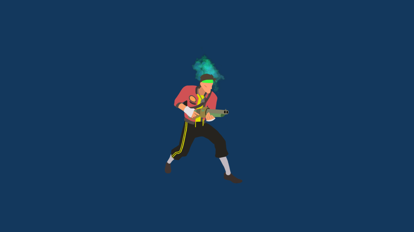 hight resolution of making minimalist drawings of your loadout for free