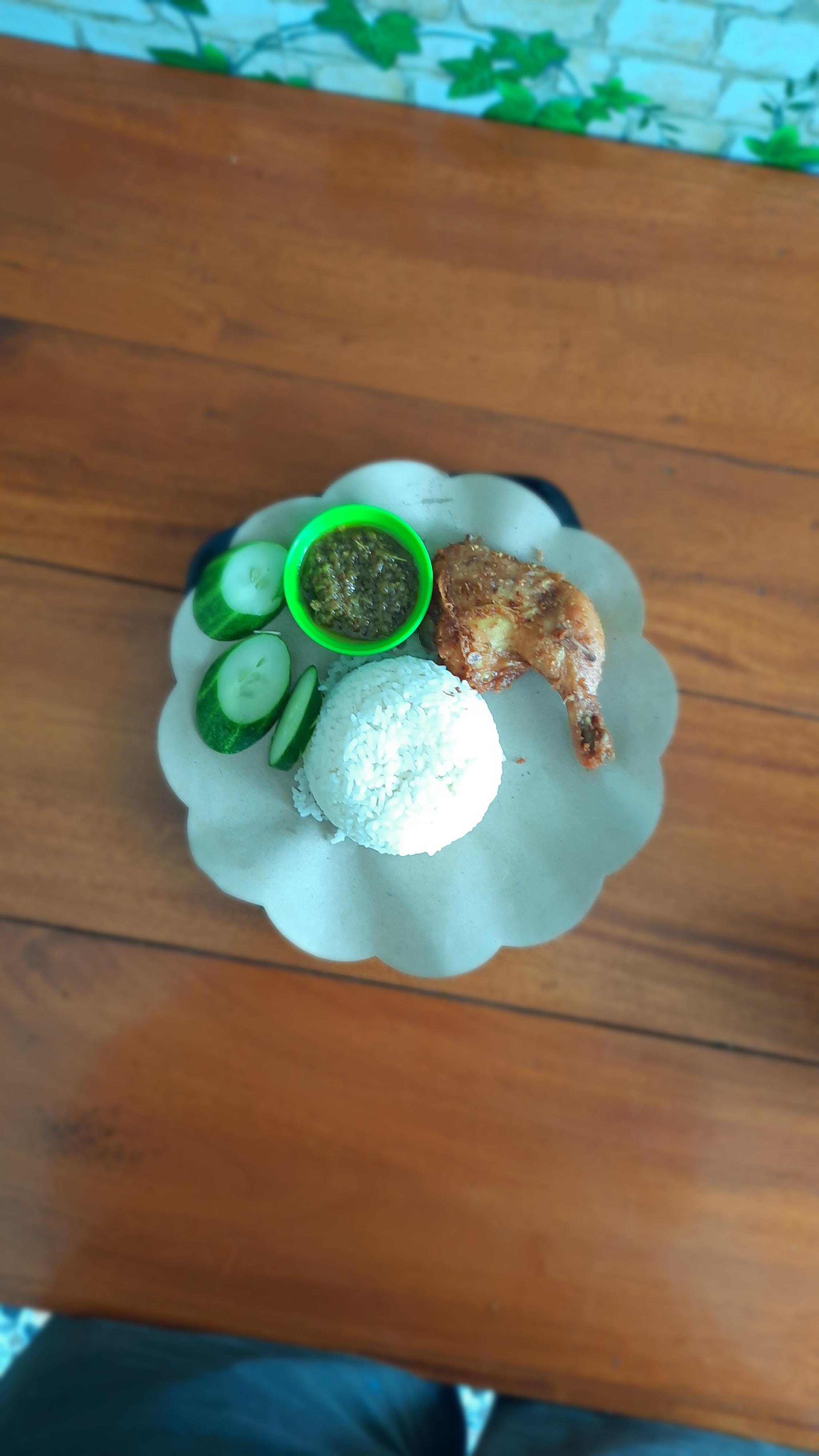 Ayam Goreng Presto : goreng, presto, Goreng, Presto, Sambal, Kulineria