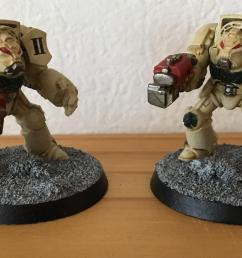 some deathwing done from the battle for macragge starter set not my best models ever but said i d post them in here for some one tried doing some writing  [ 2774 x 1705 Pixel ]