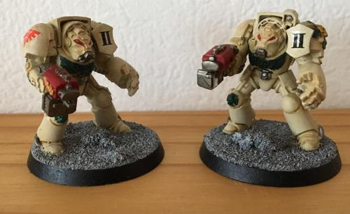 small resolution of some deathwing done from the battle for macragge starter set not my best models ever but said i d post them in here for some one tried doing some writing