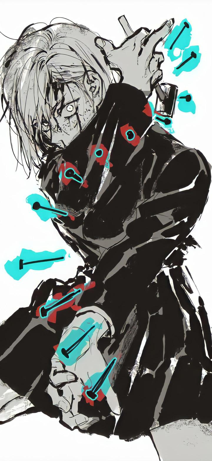 The style on this Nobara Kugisaki drawing is amazing