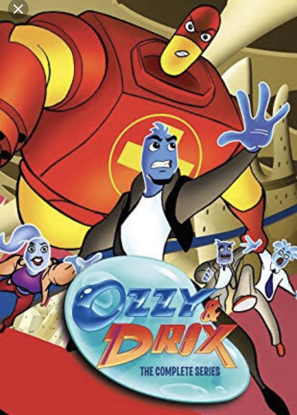Ozzy Amp Drix Nostalgia