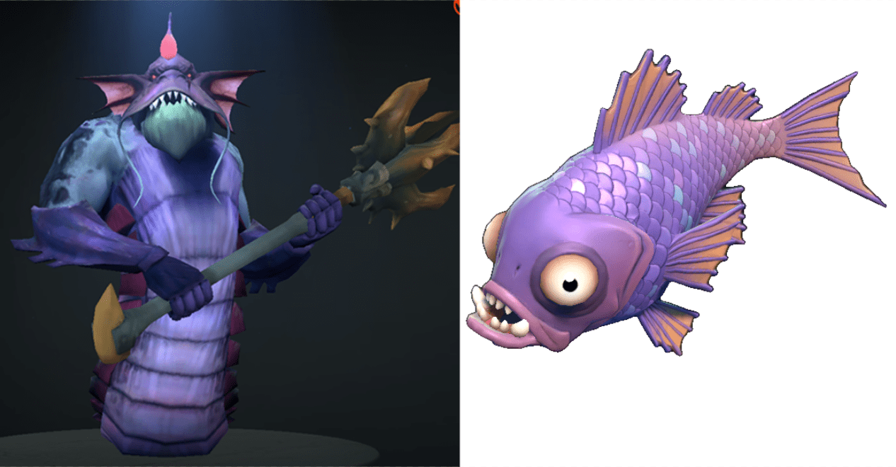 Lions Immortal Hex Model Is A Better Looking Fish Than