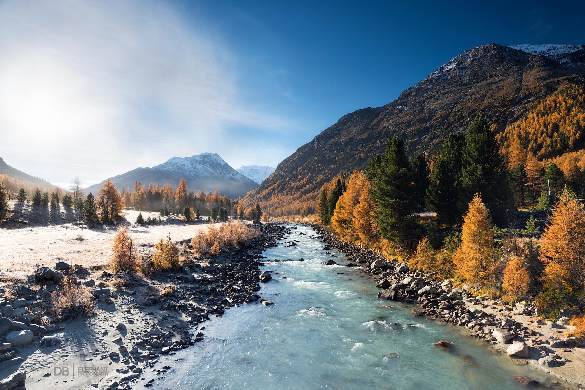 Stunningly Beautiful Modern Homes: Switzerland Is Just Stunningly Beautiful At This Time Of