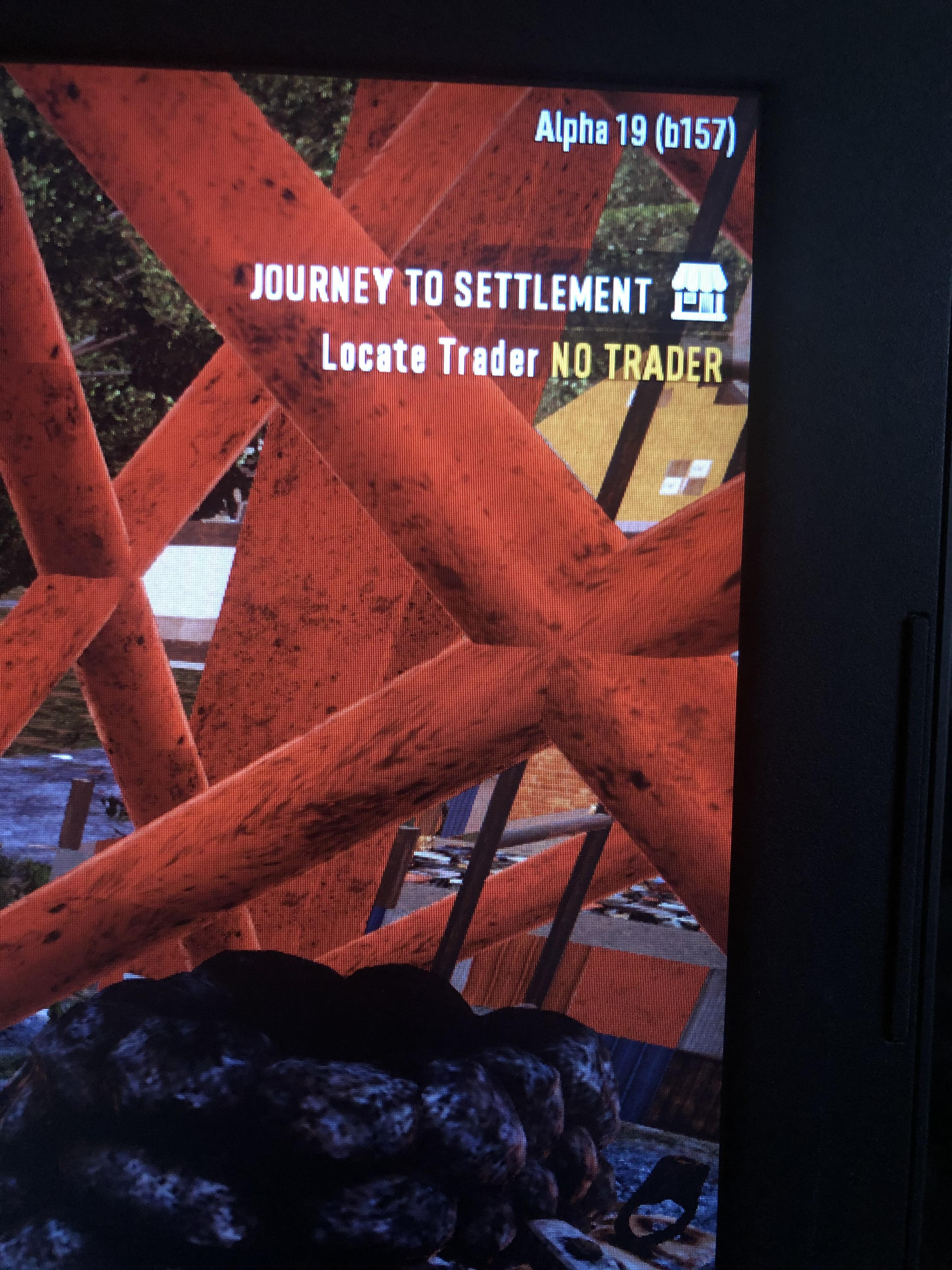 7 Days To Die Navezgane Map Traders : navezgane, traders, Quest, Where, Trader., Bugged, There, Trader, 7daystodie
