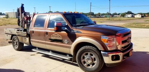 small resolution of 2012 f 350 power stroke with custom bed montezuma tool box and diesel tank to fill equipment