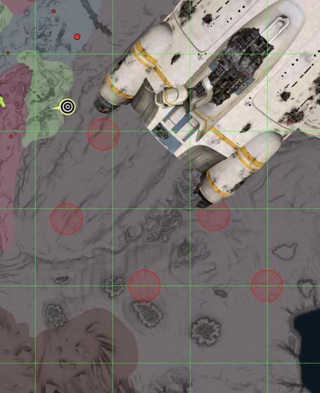 Aurora Map Subnautica : aurora, subnautica, Spoilers], Amount, Reapers, Behind, Aurora, Subnautica