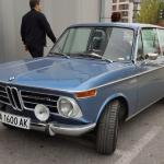 Bmw 2002 On Alpina Wheels And Incredibly Clean Spotted