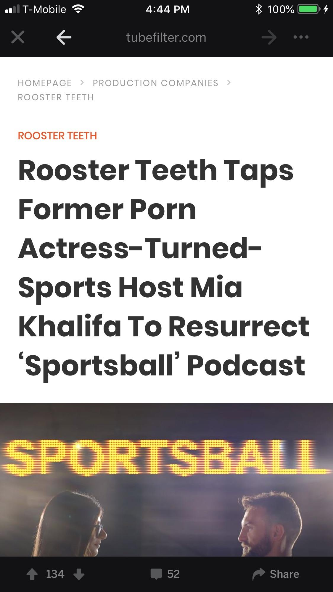 the most rooster teeth