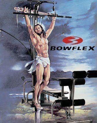bowflex finally replaces chuck