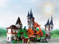 NEW MOC - MEDIEVAL VILLAGE SET - on lego ideas : lego