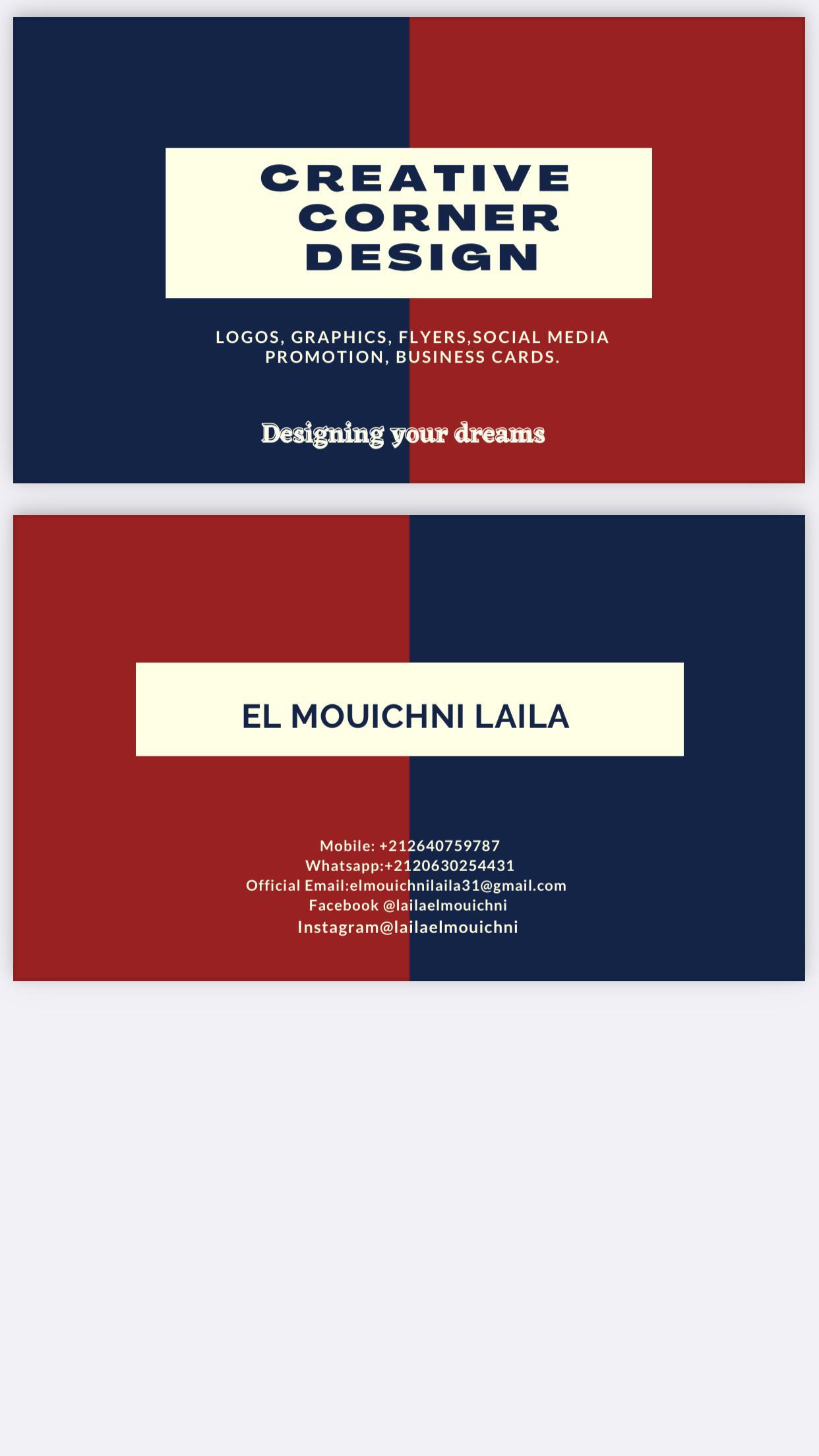 Facebook Logo For Business Cards : facebook, business, cards, Designing, Logos, Business, Cards., Designer