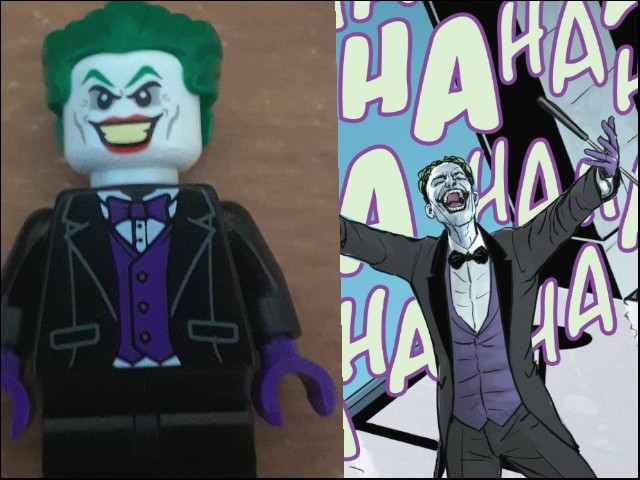 TLBMs Red Hood Torso Is Perfect For A Rebirth Joker Lego