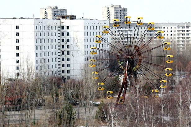 Chernobyl Pt 1 UrbanHell