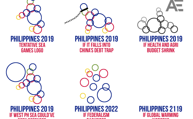 So We Put The Tentative 2019 Sea Games Logo To Other