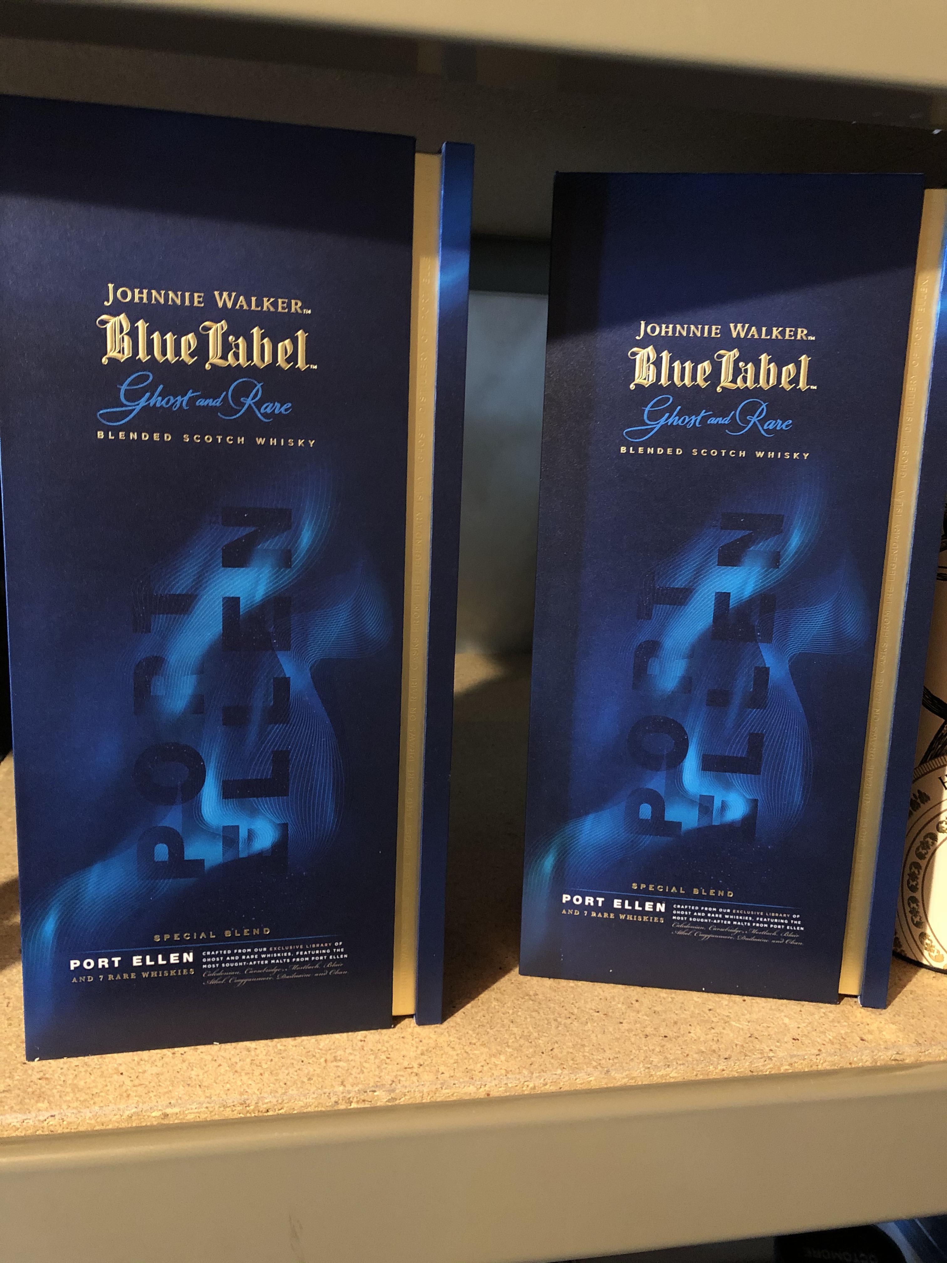Blue Label Costco : label, costco, Label, Ellen, Scored, Costco., Costco, Liquor, Sales., Whiskey