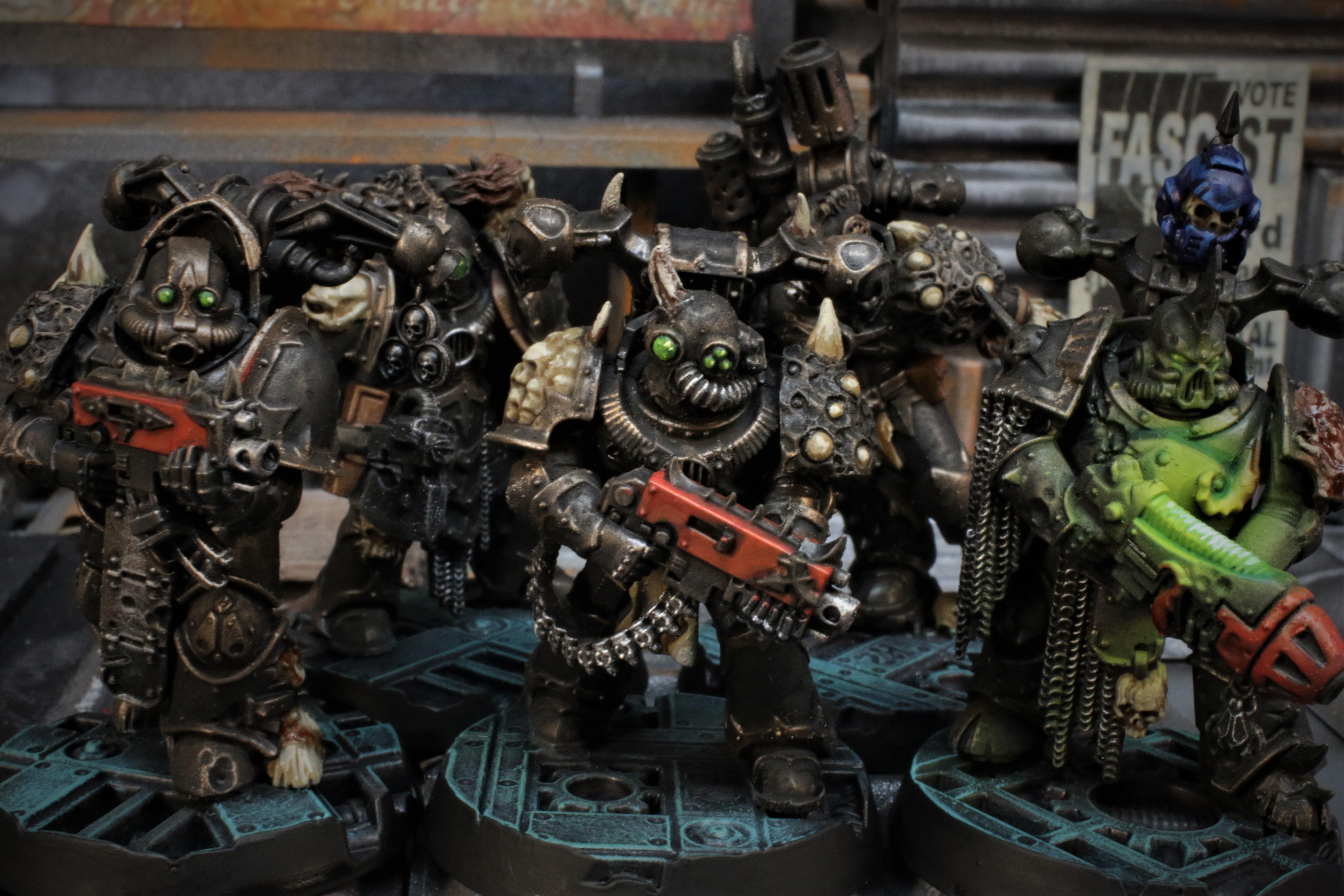 bringers of decay nurgle