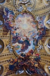 Painting On Ceiling Name | Integralbook.com