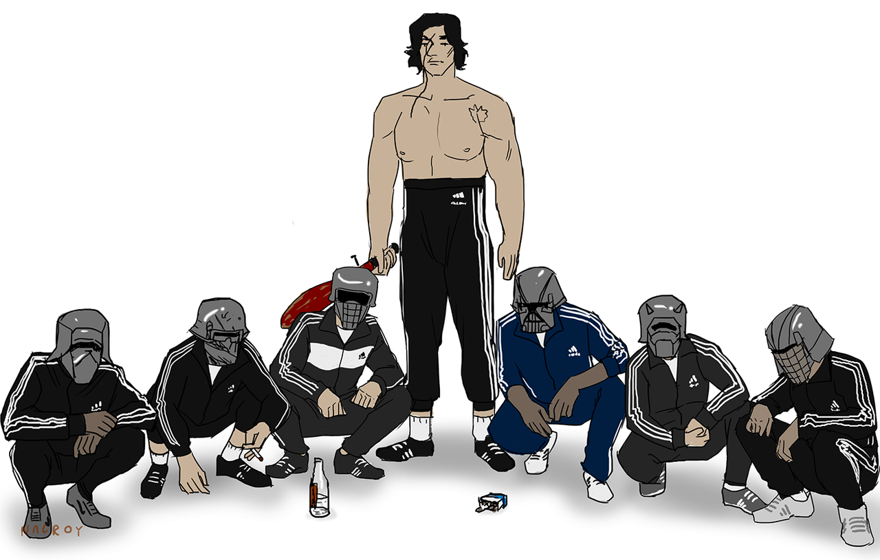 kylo and the knights