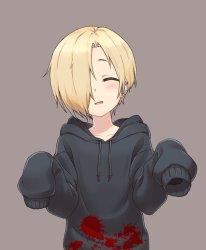 Just a cute anime girl nothing weird [Idolmaster] : AnimeSleeves