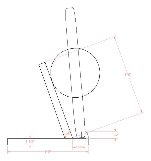 Plans for easy DIY OneWheel Stand : onewheel