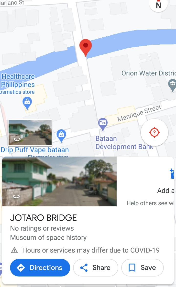 What If We Kissed On The Jotaro Bridge : kissed, jotaro, bridge, Jotaro, Bridge., Unless, UnexpectedJoJo