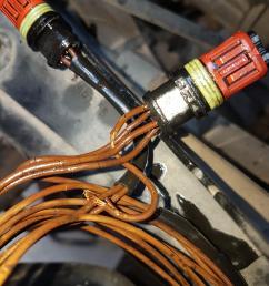 volvo d16 wiring harness failure wiring diagram post volvo truck wiring harness [ 3024 x 4032 Pixel ]