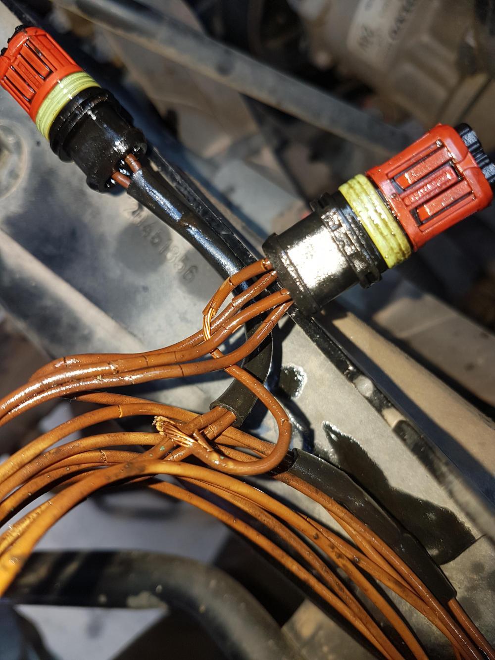 medium resolution of volvo d16 wiring harness failure wiring diagram post volvo truck wiring harness