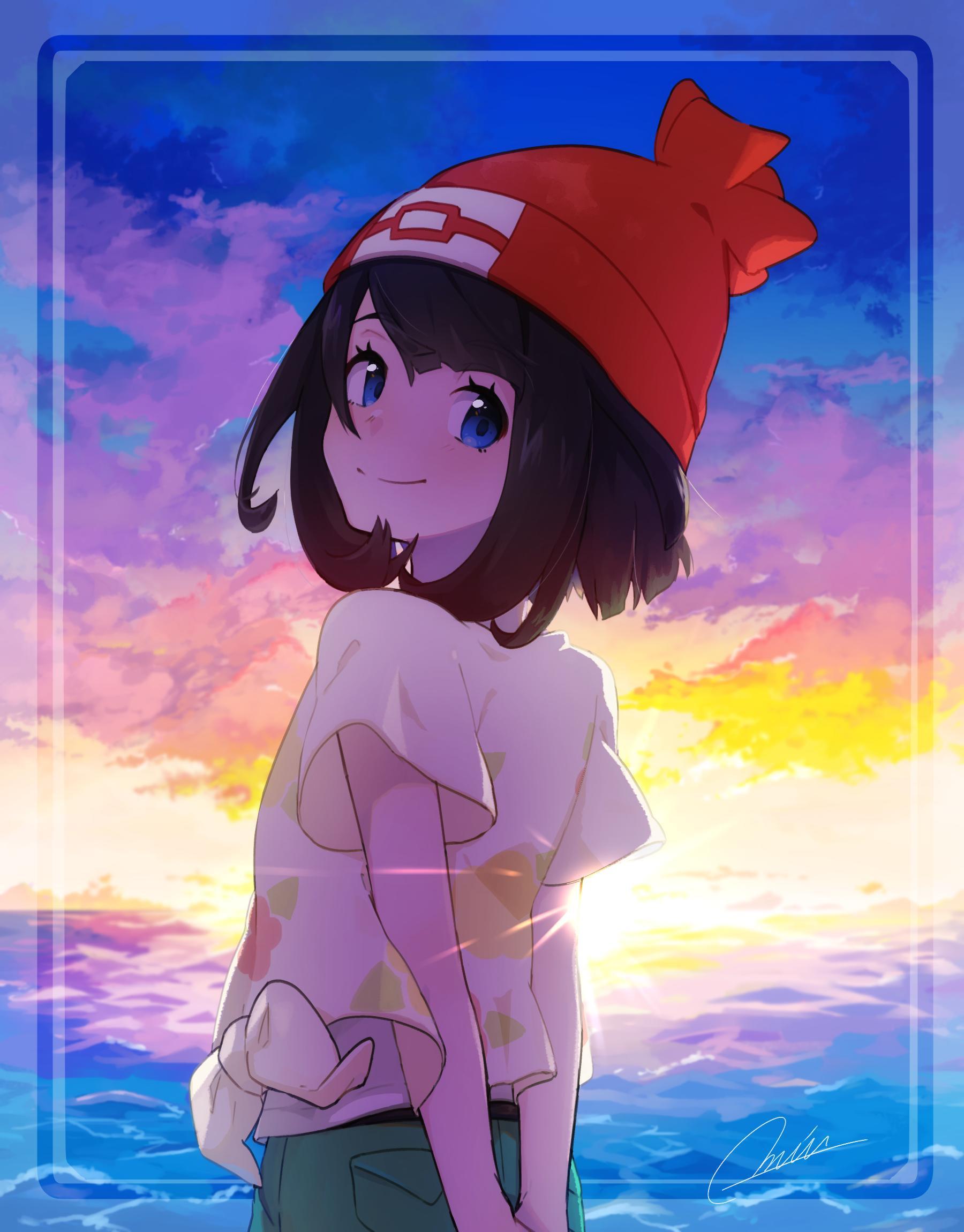 good morning pokemon sun
