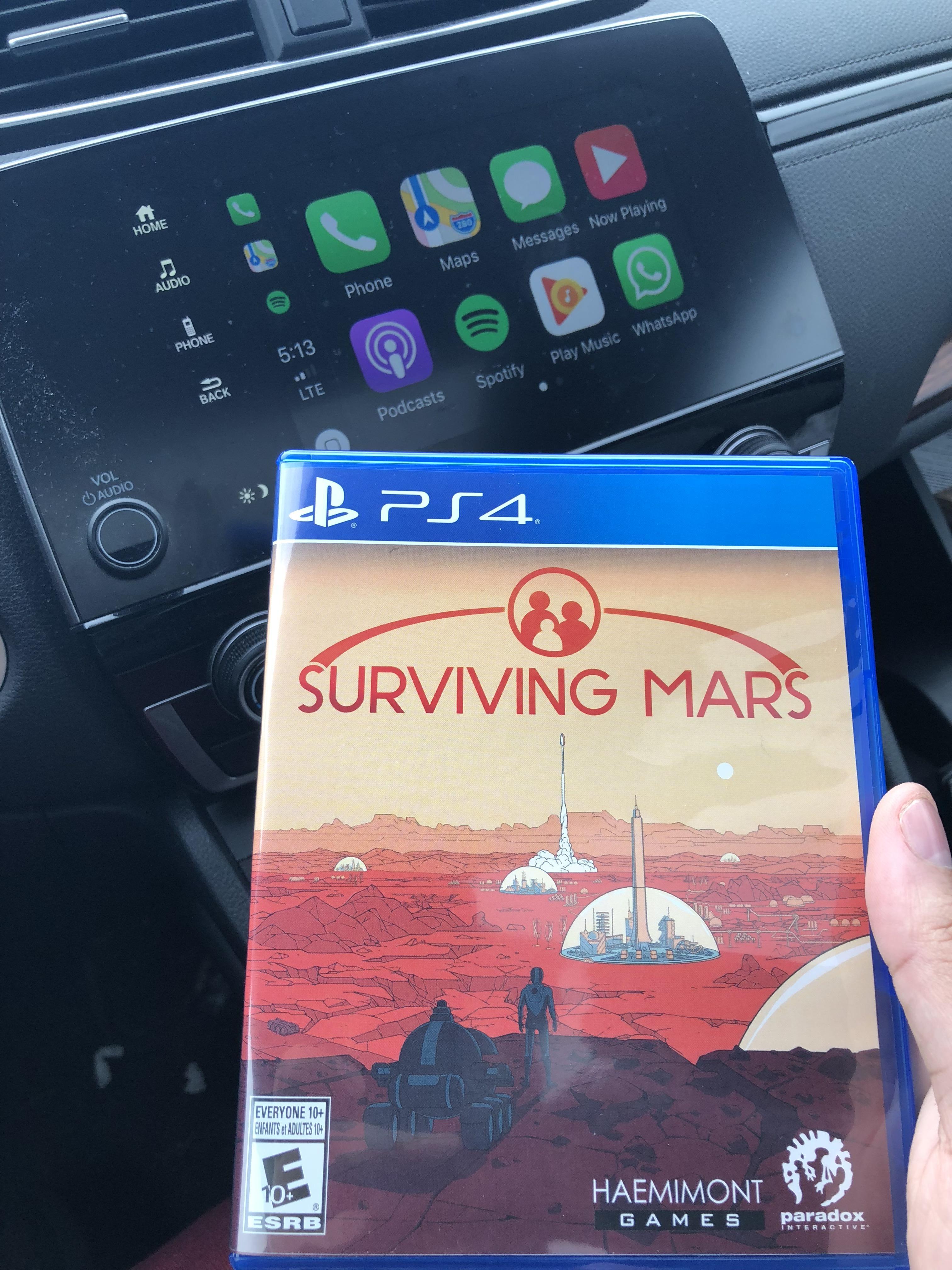 finally got my copy