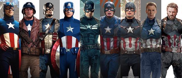 Fans want more Cap!