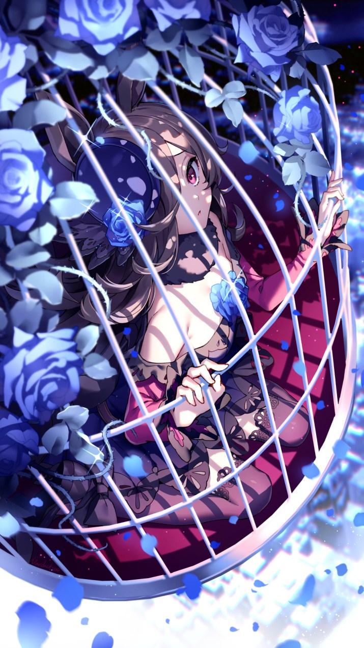 Caged [Uma Musume Pretty Derby] (1080×1920)
