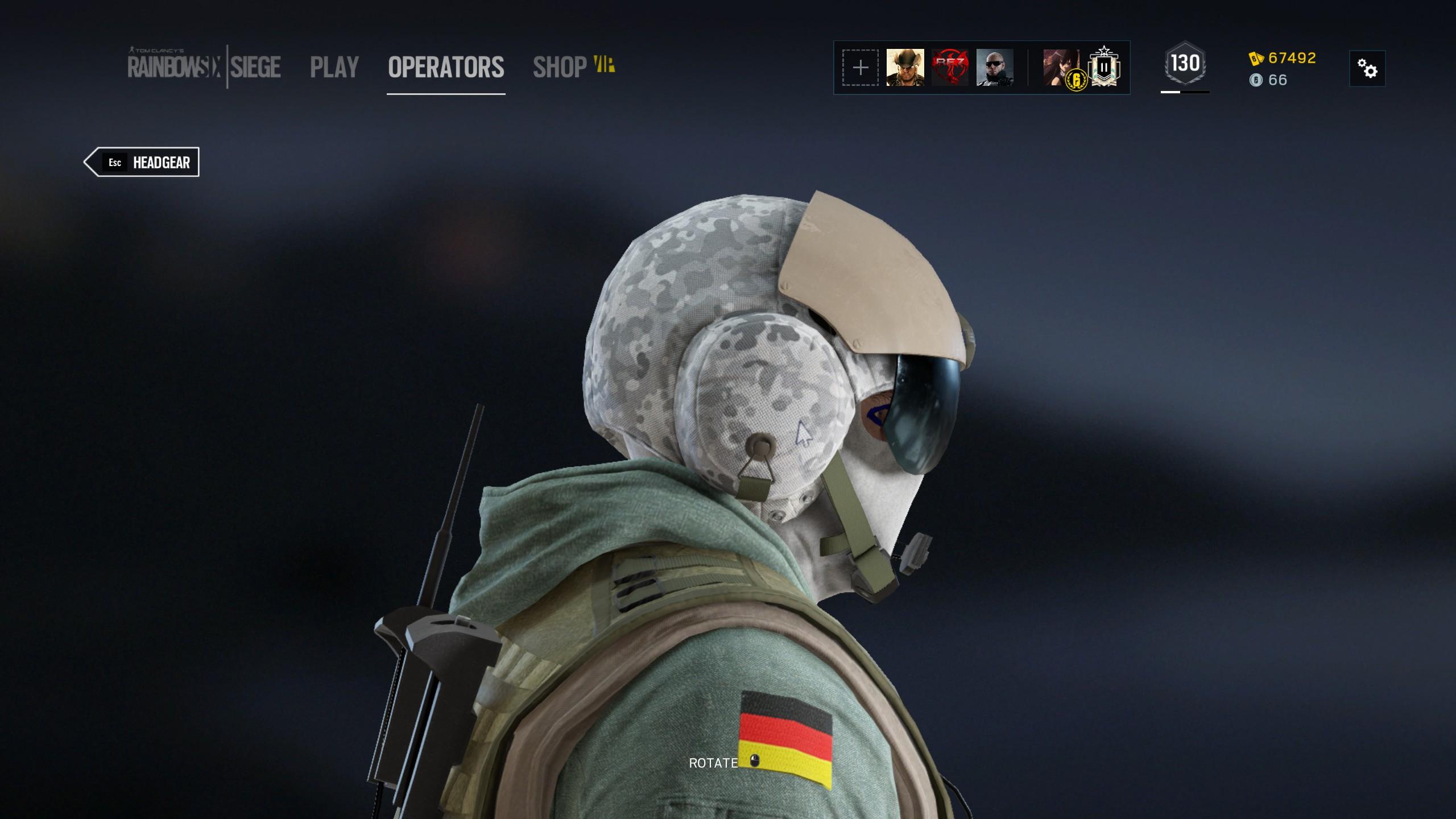 jager has eyeliner rainbow6