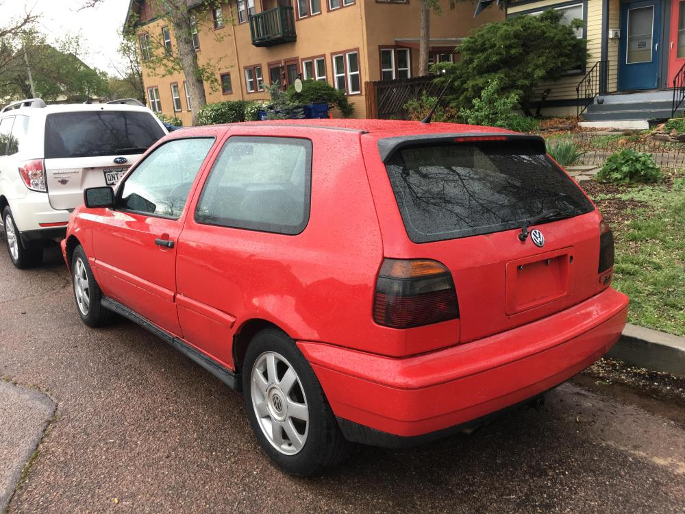 medium resolution of my new to me all original mk3 vr6 gti 1998 with only 77k on the odometer i am excited