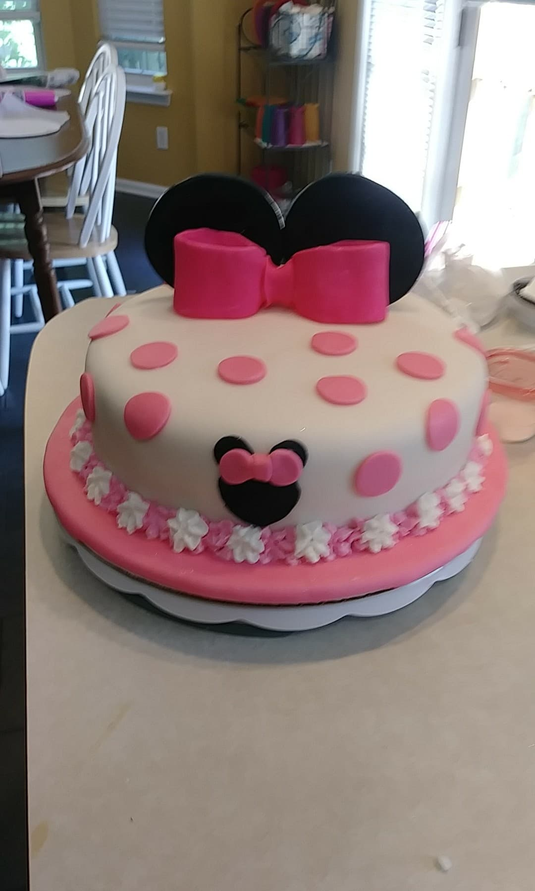 2 Year Old Birthday Cake : birthday, Birthday, Friend's, Today., Amateur,, Pleased, Turned, Cakedecorating
