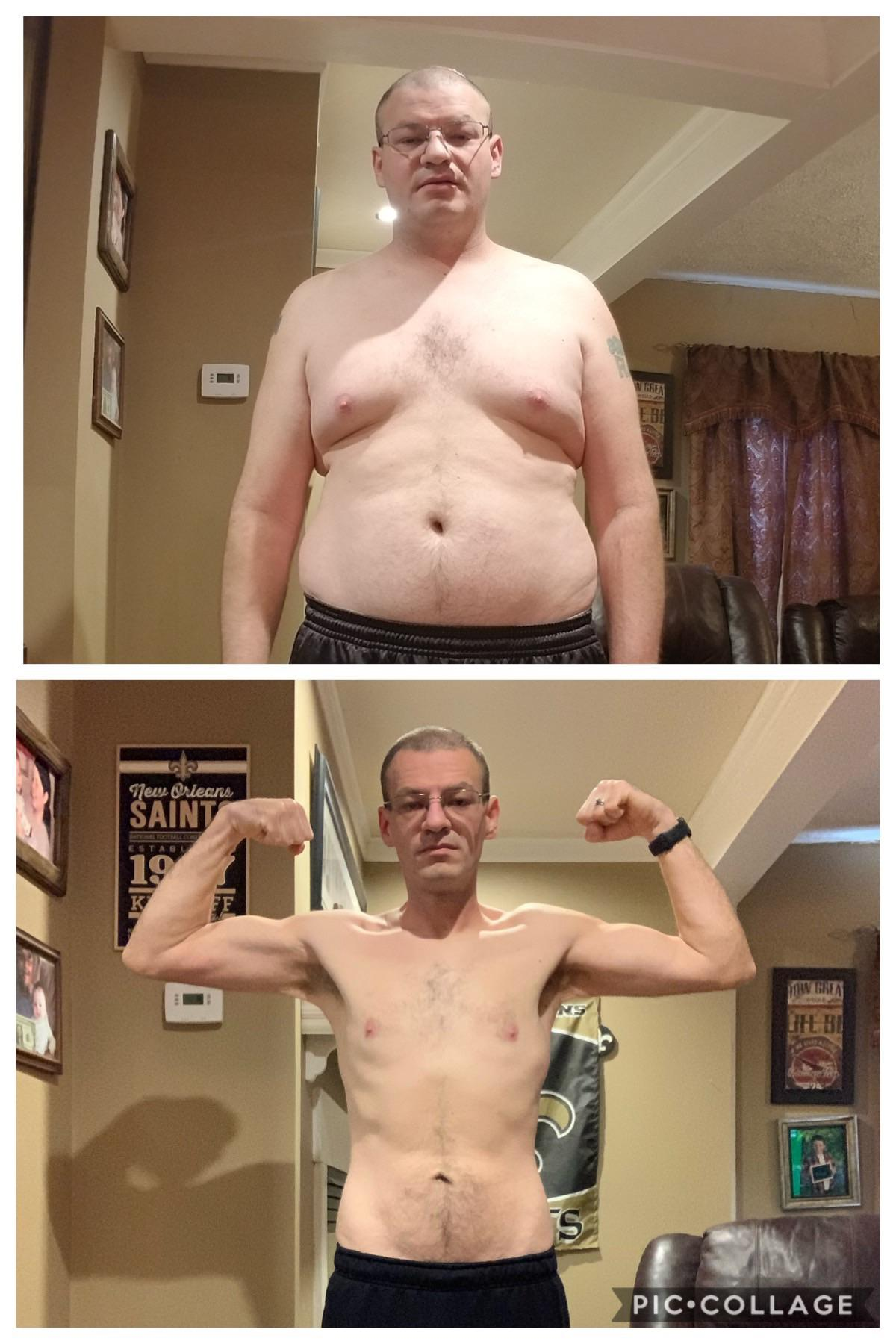 30 Day Omad Results : results, YeaR., Intermittentfasting