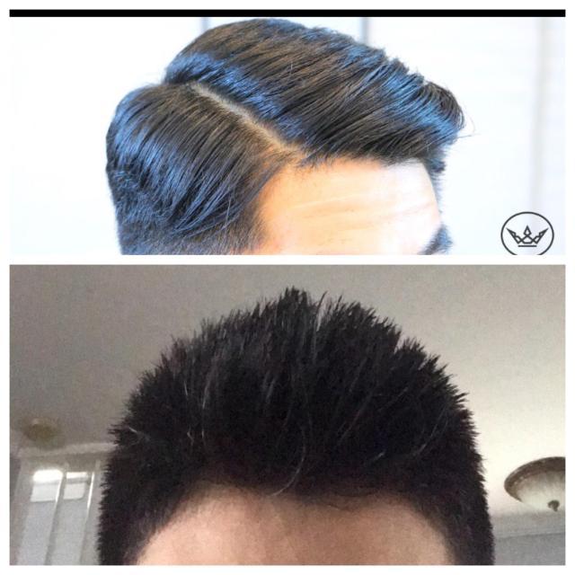 cut i asked for vs cut i got : malehairadvice