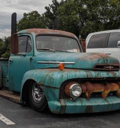 51 52 ford f1 with beautiful patina  [ 1923 x 1395 Pixel ]