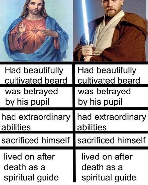 Obi Wan Jesus Meme : jesus, Jesus, Confirmed