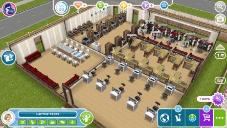 My hobby/pregnancy event house : simsfreeplay