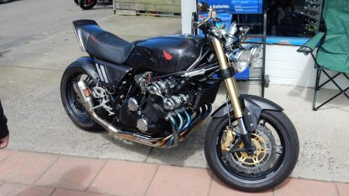 small resolution of highly modified honda cbx 1000 i saw at a bike meet this guy s put a lot of work into it