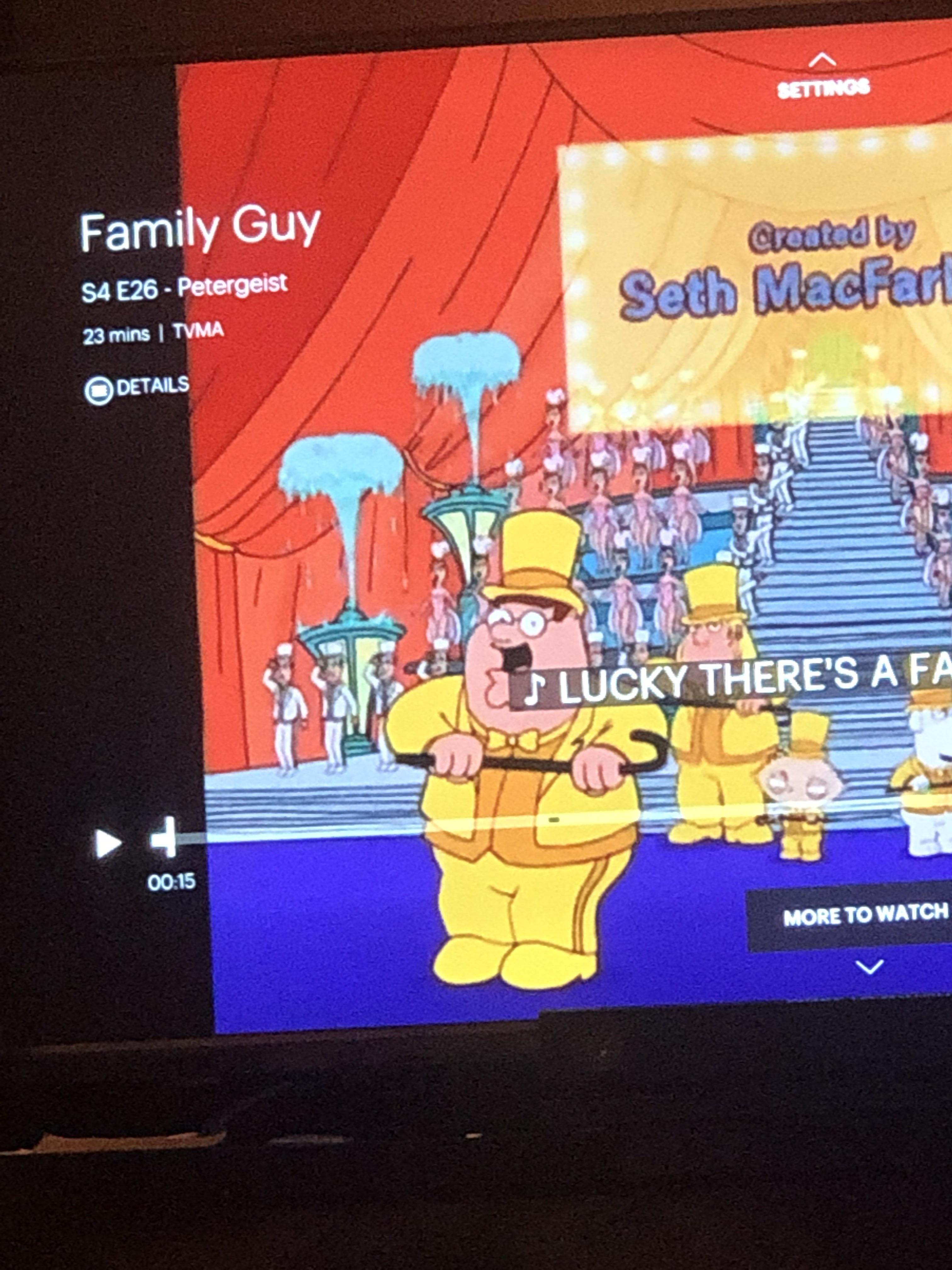 Why Did Netflix Remove Family Guy Seasons : netflix, remove, family, seasons, Rewatching, Family, Noticed, Episodes, TV-MA, Others, TV-14,, Thought, Censored, Which, Makes, Curious, Dubbed, Mature,