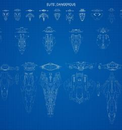 all ships to scale part of my blueprint series  [ 7800 x 4806 Pixel ]