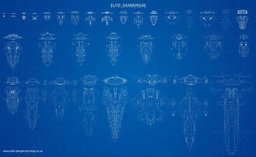 small resolution of all ships to scale part of my blueprint series