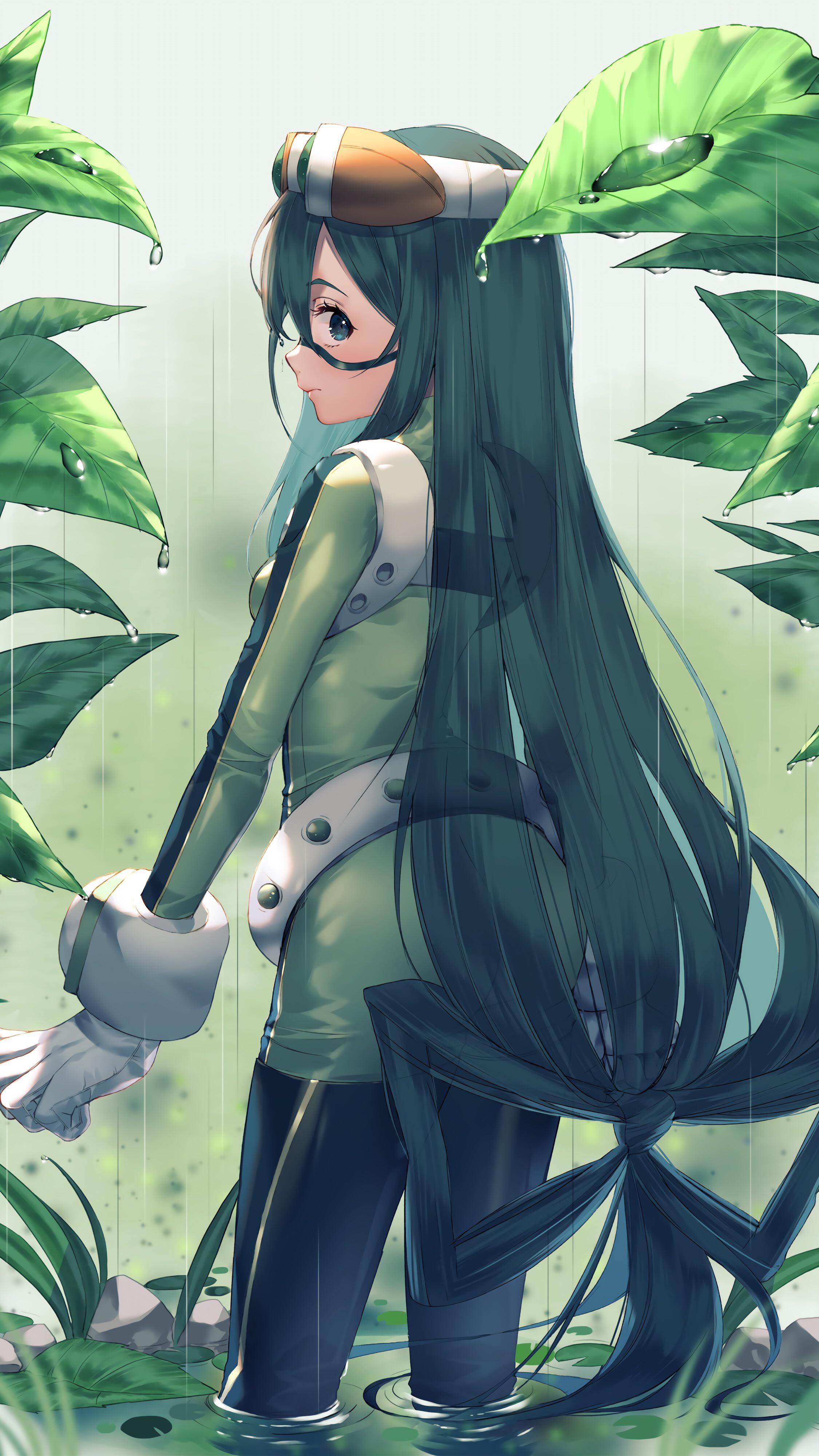 Tagged with anime, boku no hero academia, my hero academia, wallpaper, tsuyu asui; Tsuyu Asui My Hero Academia (2250x4000) : Animewallpaper