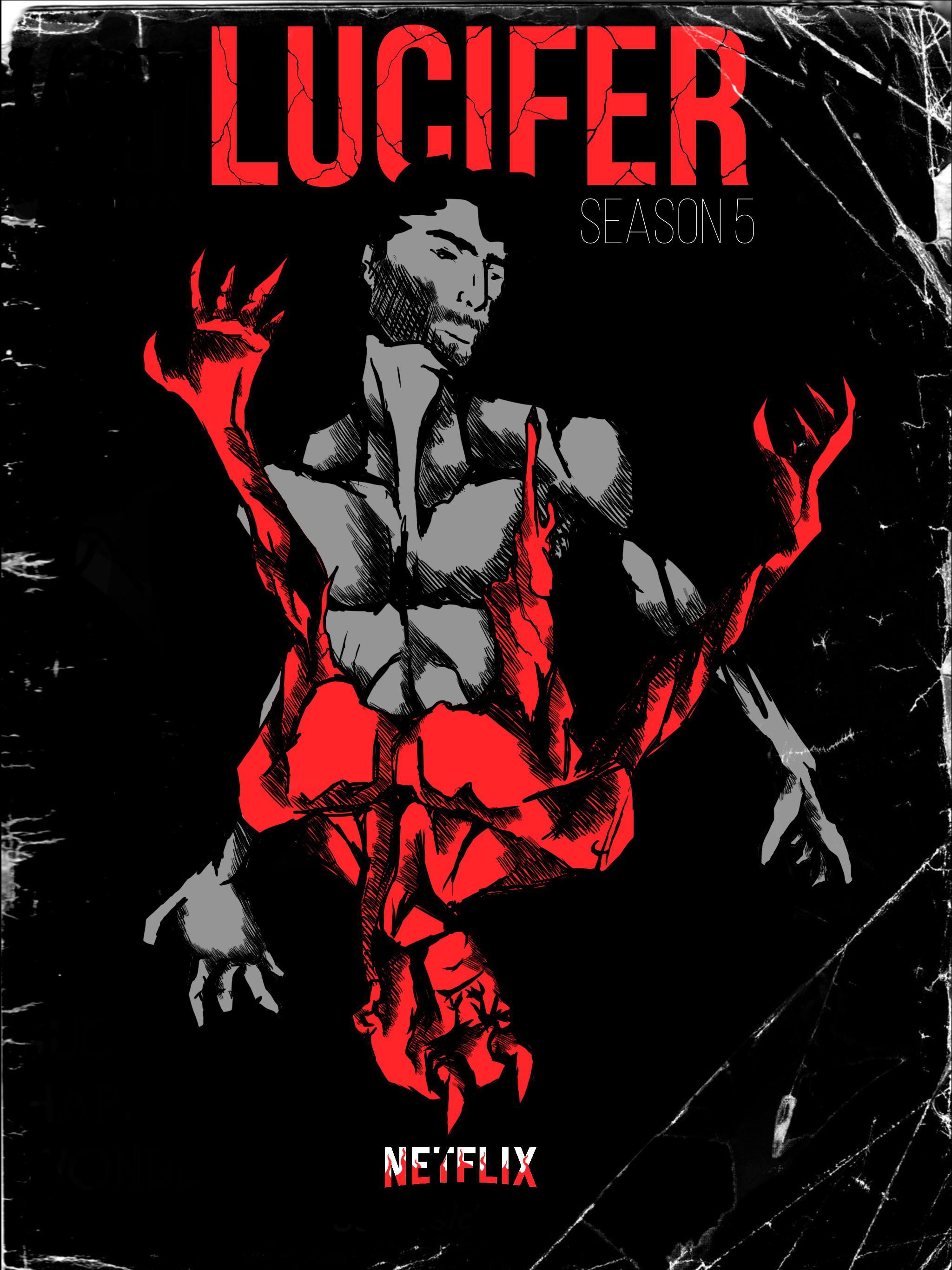 Netflix Lucifer Season 5