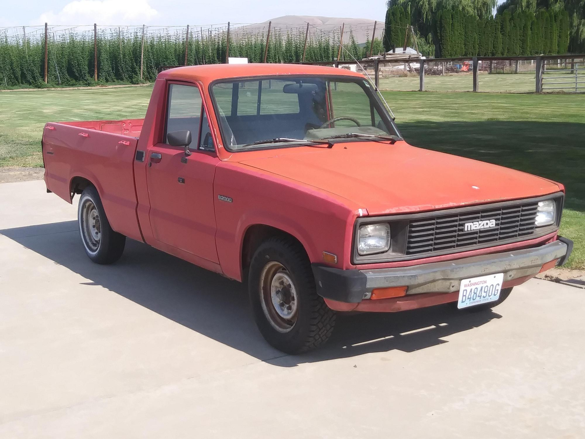 hight resolution of 1984 mazda b2000 sundowner nothing much but got big plans for it1984 mazda b2000 sundowner nothing