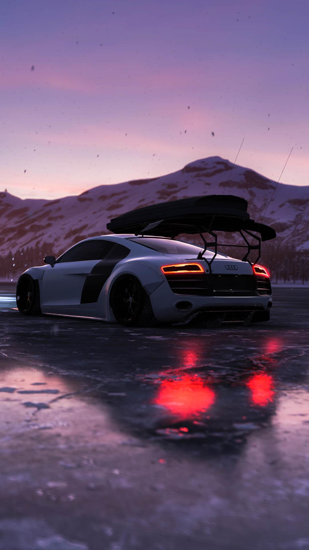 Обои по теме Audi R8