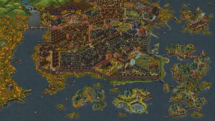 Coastal City of Good Berry : dndmaps